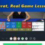 Baccarat, Real Game Lesson #3  [#百家乐 #바카라 #バカラ #bacará #баккара́]