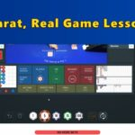 Baccarat, Real Game Lesson #7  [#百家乐 #바카라 #バカラ #bacará #баккара́]