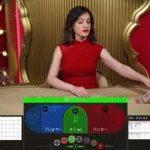 【ミスティーノ公式】ライブバカラの遊び方 – プレイ実況 Part 2